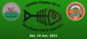 Bare Bones Fish & Chips Run @ Bare Bones Fish & Chips