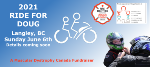 Ride for Doug - Langley, BC