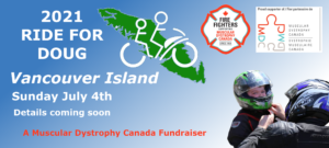 Ride for Doug - Vancouver Island